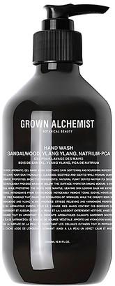 YLANG YLANG Grown Alchemist Hand Wash Sandalwood, & Natrium-PCA