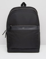 Hugo By Hugo Boss Digital Light Backpack In Black