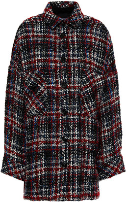 IRO Oversized Boucle-tweed Jacket