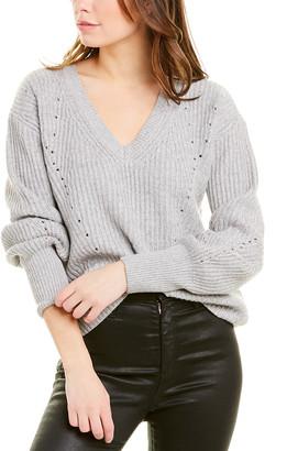 Derek Lam 10 Crosby Wool & Cashmere-Blend Sweater