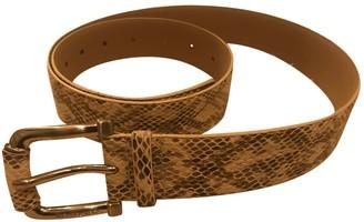 Michael Kors Multicolour Leather Belts
