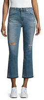 AG Adriano Goldschmied Jodi Distressed Ankle Jean