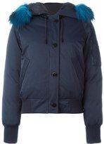 Kenzo 'Tech' puffer jacket
