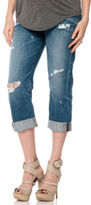 A Pea in the Pod AG Jeans Secret Fit Belly® Boyfriend Fit Maternity Crop Jeans