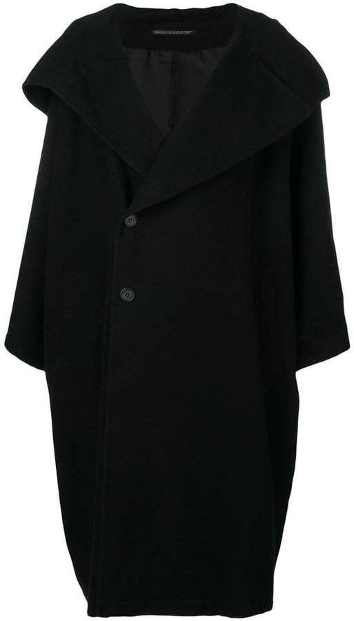 Yohji Yamamoto oversized coat