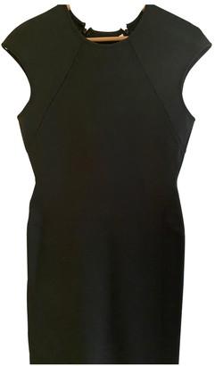 Alexander Wang Green Cotton - elasthane Dresses