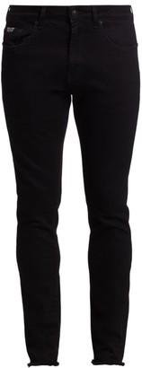 Versace London Pocket Skinny Jeans