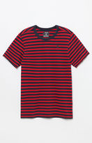 Hurley Surf Trip Striped T-Shirt