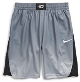 Nike Boy's Dry Kd Hyper Elite Basketball Shorts
