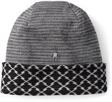 Lucy Smartwool Reversible Pattern Beanie
