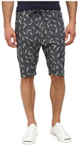 Howe Black Bird Shorts