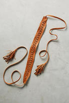 Anthropologie Ava Wrap Belt