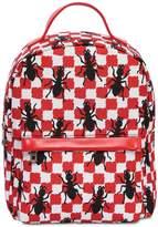 Nylon Canvas Backpack