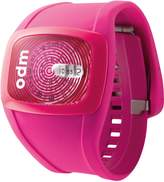 o.d.m. Women's Spin DD100-15 Silicone Analog Quartz Watch with Dial