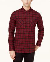 Tommy Hilfiger Men's Clyde Windowpane Shirt