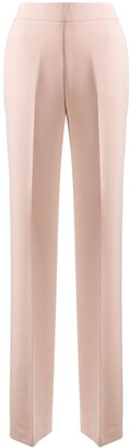 Blumarine Wide Leg Tailored Trousers