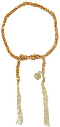 Carolina Bucci Happiness Charm Lucky Yellow Gold Bracelet