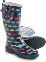 Western Chief Umbrella Days Rain Boots - Waterproof (For Women)