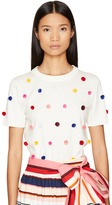 Kate Spade Spice Things Up Pom Sweater