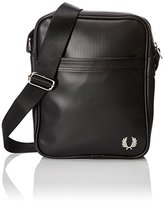 Fred Perry Men's Pique Texture Side Bag
