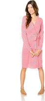 Motherhood Bump In The Night Henley Nursing Nightgown And Robe