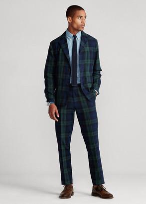 Ralph Lauren Tartan Seersucker Suit Trouser