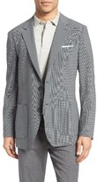 Bonobos Men's Jetsetter Trim Fit Check Wool Blend Sport Coat