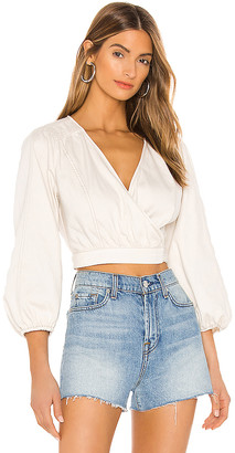 Free People Sophie Solid Top