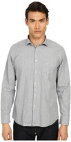 Billy Reid John T-Shirt Button Up