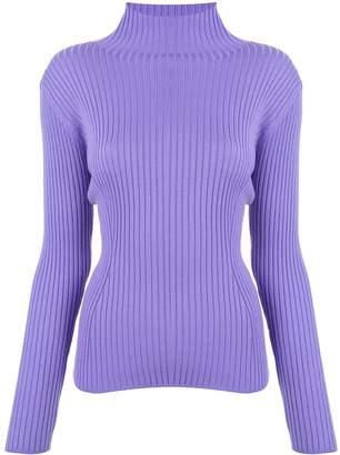 TOMORROWLAND ribbed knit jumper