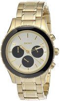 DKNY 3-Hand Chronograph Ion-plated Men's watch #NY8656