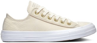 Converse Chuck Taylor All Star Ox Summer Palm Trainers