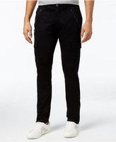 GUESS Men's Zipped Cargo Pants