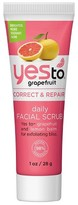 Yes to® Grapefruit Scrub Basic Cleansing Facial Cleanser - 1 oz