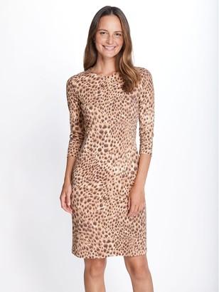 J.Mclaughlin Sophia Dress in Safari