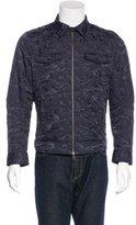 J. Lindeberg Trey Camouflage Jacket
