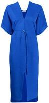 Christian Wijnants short-sleeve midi dress