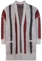 By Malene Birger Berbicia mohair and wool-blend cardigan
