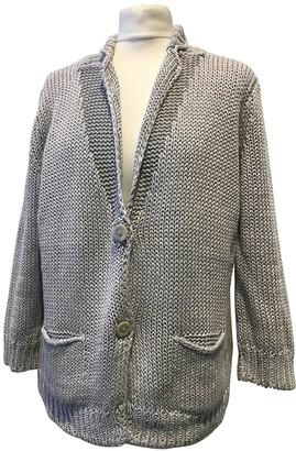 Iris von Arnim Grey Linen Knitwear for Women