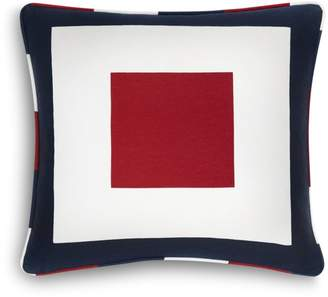 "Tommy Hilfiger Sailing Decorative Pillow, 18"" x 18"""