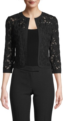Anne Klein Lace Jacket