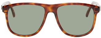 Saint Laurent Tortoiseshell SL 334 Sunglasses