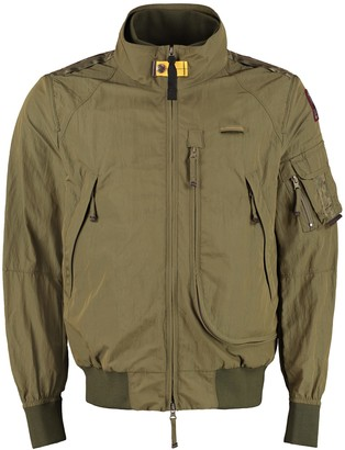 Parajumpers Fire Spring Nylon Bomber Jacket
