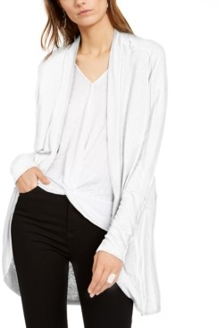 INC International Concepts Inc Petite Dolman-Sleeve Open-Front Cardigan, Created for Macy's