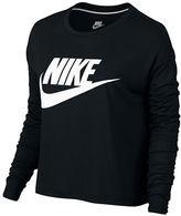 Nike Crew Neck Logo Sweatshirt