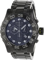 Invicta Men's 0819 Reserve Collection Leviathan Chronograph Dial Ion-Plated Stainless Steel Watch