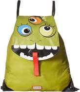 Hunter Original Character Drawstring Backpack (Kids)
