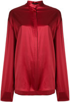 Haider Ackermann button cuff shirt - women - Silk - 36