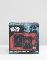 Gifts Star Wars Rogue One Death Star Heat Change Mug