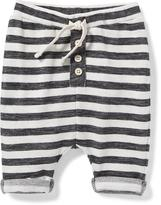 Old Navy French-Terry Cropped Leggings for Baby